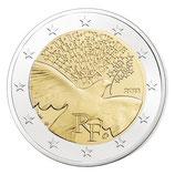 2 euros La paix en Europe BE 2015
