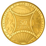 50 euros Semeuse 2013 en or 1/4 oz