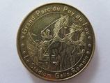 Médaille MDP Les Epesses. Puy du Fou. Le Stadium gallo-romain 2010