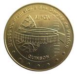 Médaille MDP Quinson Musée de préhistoire des gorges du Verdon MPGV 2006