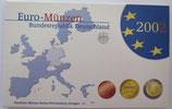 Coffret belle épreuve Allemagne Atelier F 2002