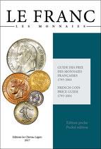 Guide des Monnaies Françaises 1795-2001