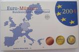 Coffret belle épreuve Allemagne Atelier A 2004