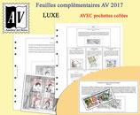 Encyclopédie AV éditions luxe par année