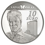 10 euros argent Largo Winch 2012