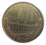 Médaille MDP Mairie de Toulouse Le cloître des Jacobins 2005