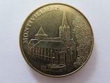 Médaille MDP Montivilliers. Abbaye des Abbesses 2010