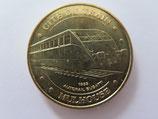 Médaille MDP Mulhouse. Cité du train. Autorail Bugatti 2009