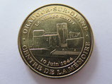 Médaille MDP  Oradour sur Glane. Centre de la mémoire. Le village martyr 2011