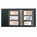 Album pour billets de banque VARIO, 10 pochettes incluses