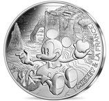 10 euros argent Mickey pique-nique Normand 2018