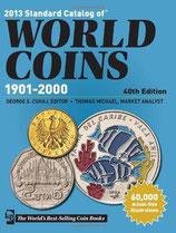 World Coins XXème Siècle 40th édition 2013