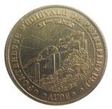 Médaille MDP Aude Forteresse médiévale de Peyrepertuse 2007