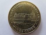 Médaille MDP Chantilly (château et Musée Condé) 2008
