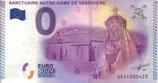 Billet touristique 0€ Sanctuaire Notre Dame de Vassivière 2015