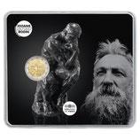 2 euros BU Rodin 2017