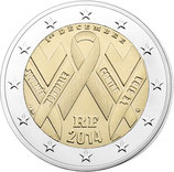 2 euros Sidaction 2014