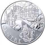 10 euros argent Centre 2011