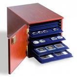 Coffre numismatique pour plateaux TAB