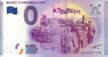 Billet touristique 0€ Musée d'Arromanches 2015