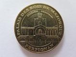 Médaille MDP Perpignan. Palais des Rois de Majorque. Le donjon 2011