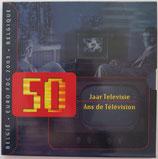 Brillant universel Belgique 50 ans de télévision 2003