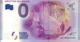Billet touristique 0€ Grottes de Lacave 2015