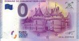 Billet touristique 0€ Domaine de Chaumont-sur-Loire 2015