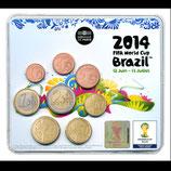 Mini-set - FIFA Coupe du monde du Brésil - 2014