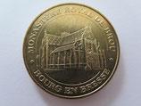 Médaille MDP Bourg en Bresse. Monastère royal de Brou 2010