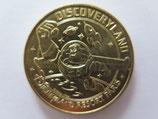 Médaille MDP Marne la Vallée. Disneyland Paris. Discoveryland. Buzz lightyear 2009