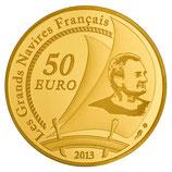 50 euros Pen Duick 2013 en or 1/4 oz