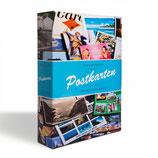 Album pour 200 cartes postales couverture en allemand