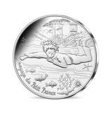 10 euros argent Petit prince à la mer 2016