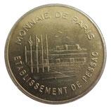 Médaille MDP Amicale philatélique et numismatique de Pessac 2007