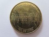 Médaille MDP Chenonceau. Château de Chenonceau. Val de Loire 2012
