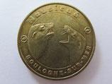 Médaille MDP Boulogne sur Mer. Nausicaa. Lions de mer 2011