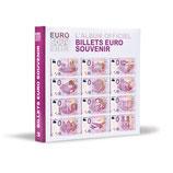 """Album imprimé pour billets """"euro souvenir"""" tome 3 avec billet « Phare de la vieille »"""