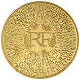 200 euros des régions 2011 or