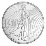 50 euros argent Semeuse 2010