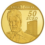 50 euros Largo Winch 2012 en or 1/4 oz