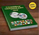 Catalogue Euros pièces et billets 2018