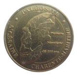 Médaille MDP Saint Cézaire Charente Maritime Paléosite 2007