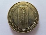Médaille MDP Sollacaro. Centre préhistorique de Filitosa. Haut lieu de la préhistoire corse 2011