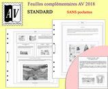 Encyclopédie AV éditions standard par année