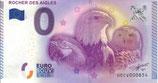 Billet touristique 0€ Rocher des aigles 2015