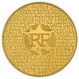200 euros des régions 2012 or