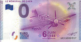 Billet touristique 0€ Le mémorial de Caen 2015