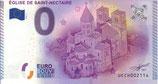 Billet touristique 0€ Eglise de Saint Nectaire 2015