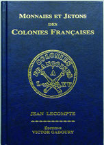 Monnaies et Jetons des Colonies